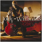Jody Williams  You Left Me In The Dark Evidence - 2004  Recordings featuring Chicago Blues Legends Robert Jr. Lockwood and Lonnie Brooks Nominated for two W.C. Handy Blues Awards.