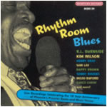 Various Artists  Rhythm Room Blues Hightone - 2001  Recorded live at the Rhythm Room featuring Sam Lay with the Rhythm Room All Stars